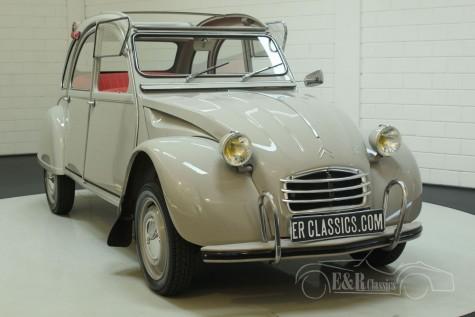 Citroën 2CV AZAM 1966  kopen