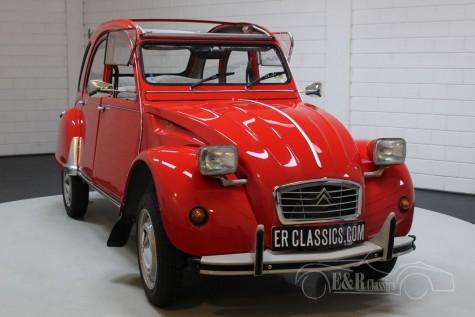 Citroën 2CV6 602cc 1985 kopen