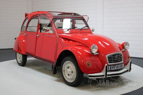 *VIP* Citroën 2CV6 kopen
