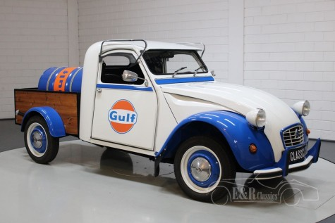 Citroen 2CV6 Pick-up 1984  kopen
