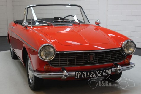 Fiat 1500 Cabriolet 1965 kopen