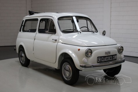 Fiat 500  kopen