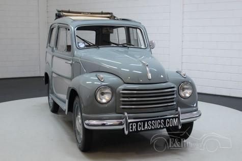 Fiat 500C Topolino Belvedere 1952  kopen