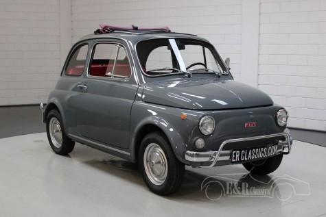 *VIP* Fiat 500 F  kopen