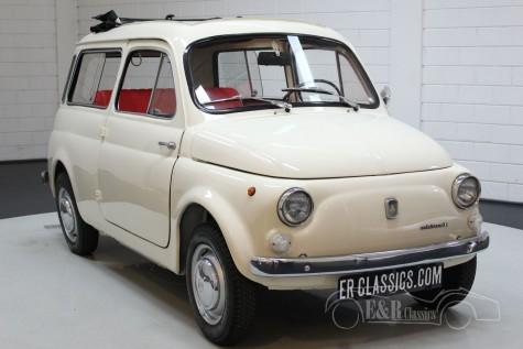 Fiat 500 Autobianchi Giardiniera 1969  kopen