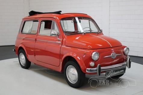 Fiat Giardiniera Bianchina 1963 kopen