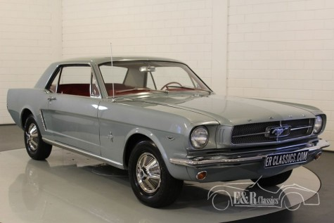 Ford Mustang V8 coupe 1964-1/2 kopen