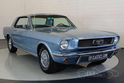 Ford Mustang Coupe V8 1966  kopen