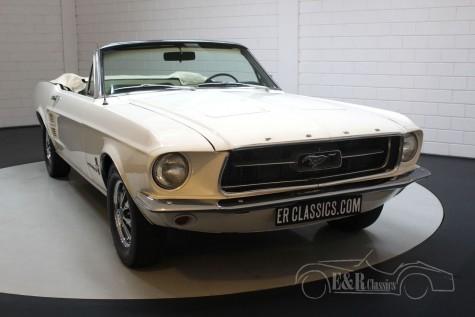 Ford Mustang V8 Cabriolet 1967  kopen