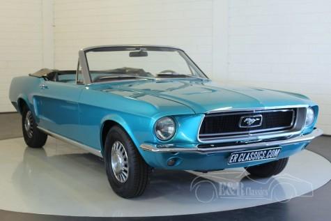 Ford Mustang V8 Convertible 1968 kopen