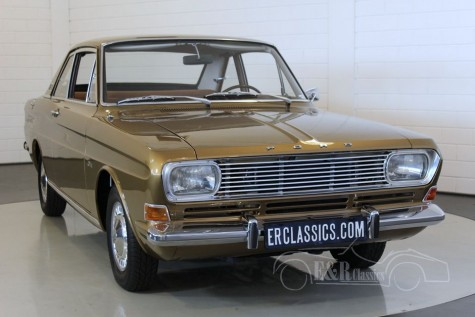 Ford Taunus 15M Coupe 1969 kopen
