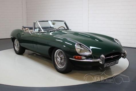 *VIP* Jaguar E-Type 1.5 Cabriolet kopen