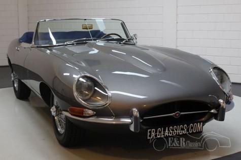 Jaguar E-Type S1 Cabriolet 1965 kopen