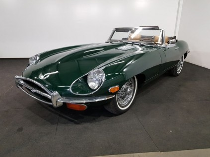 Jaguar E-type Series 2 Convertible 1970 kopen