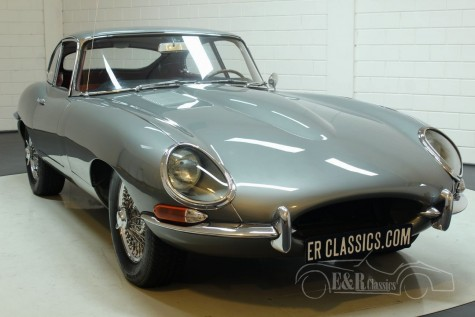 Jaguar E-Type 1963 S1  kopen