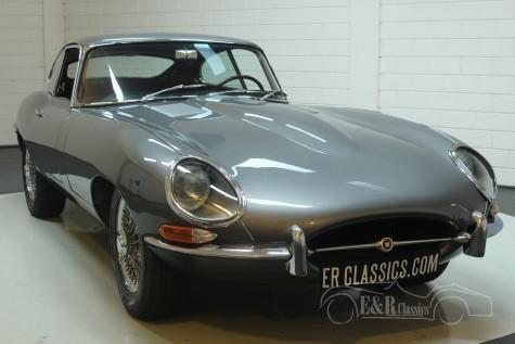 Jaguar E-type S1 Coupe 1961 kopen