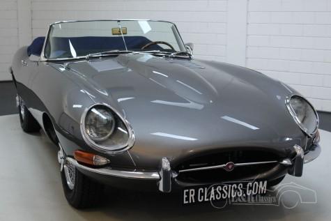 Jaguar E-type S1 3.8 Cabriolet 1964 kopen