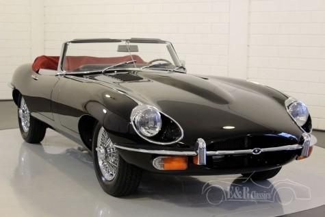 Jaguar E-Type S2 1969 cabriolet kopen