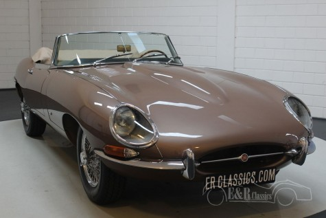 Jaguar E-type Series 1 convertible 1961 kopen