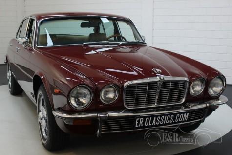 Jaguar XJ6 4.2 SWB 1974 kopen