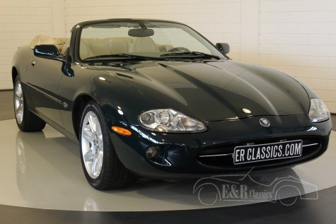 Jaguar XK8 cabriolet 2000  kopen