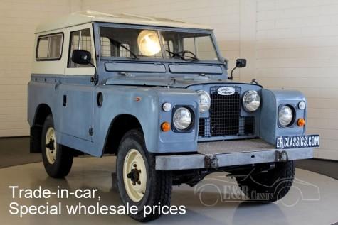 Land Rover 88 Series II A 1963 kopen