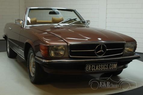 Mercedes-Benz 350SL 1972  kopen