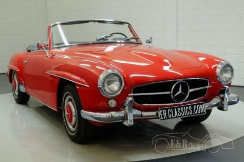 Mercedes-Benz 190SL Cabriolet 1961 kopen
