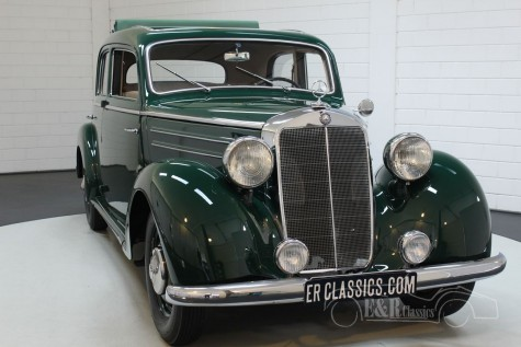 Mercedes Benz 170-SD 1953 kopen