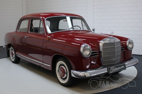 Mercedes-Benz 180 Ponton 1961 kopen