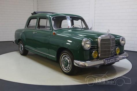 Mercedes-Benz 190 Ponton kopen