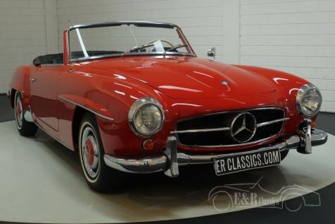Mercedes-Benz 190 SL cabriolet 1962  kopen