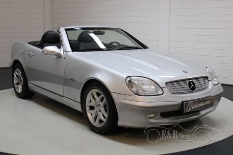 Mercedes-Benz SLK 200 Kompressor Final Edition 2003  kopen