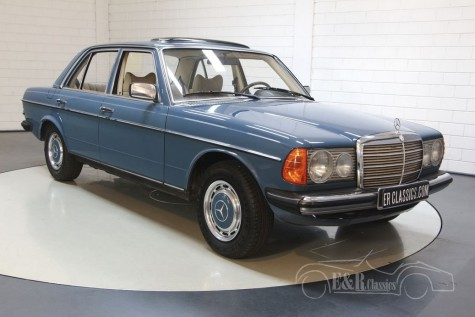 Mercedes-Benz 200 (W123) kopen