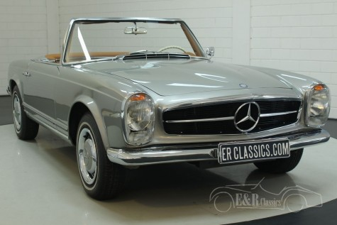 Mercedes-Benz 230SL cabriolet 1964  kopen