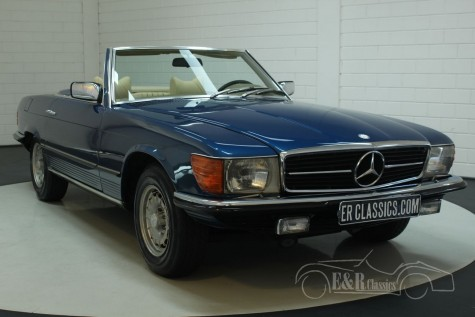 Mercedes Benz 280 SL 1976  kopen