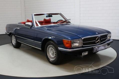 Mercedes-Benz 280SL  kopen