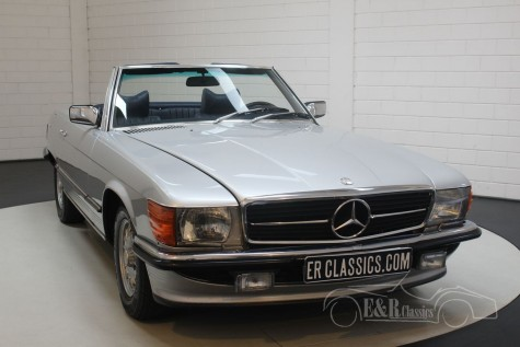 Mercedes-Benz 280 SL Cabriolet 1977 kopen