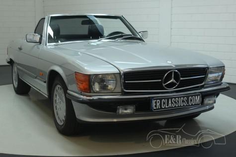 Mercedes Benz 300SL cabriolet 1986 kopen