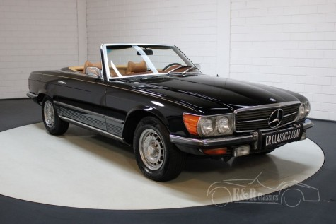 *VIP* Mercedes-Benz 350 SL kopen