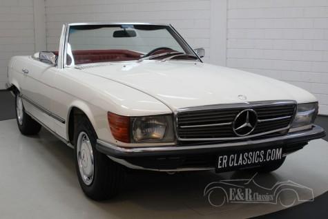 Mercedes-Benz 350SL 3.5 V8 1972 kopen
