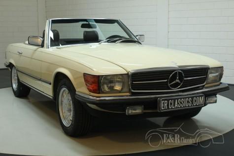 Mercedes-Benz 380 SL 1984  kopen