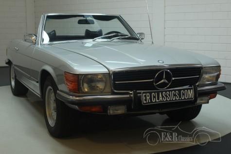Mercedes-Benz 450SL cabriolet 1972 kopen