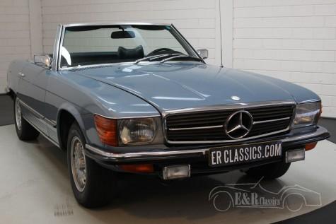 Mercedes-Benz 450SL Cabriolet 1973 kopen