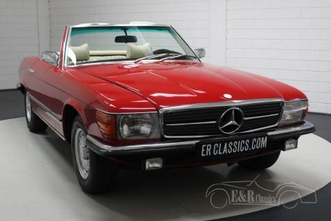 Mercedes-Benz 450SL Cabriolet 1976 kopen