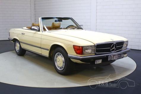 Mercedes Benz 450 SL kopen