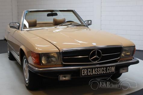 Mercedes-Benz 450SL Cabriolet 1979  kopen