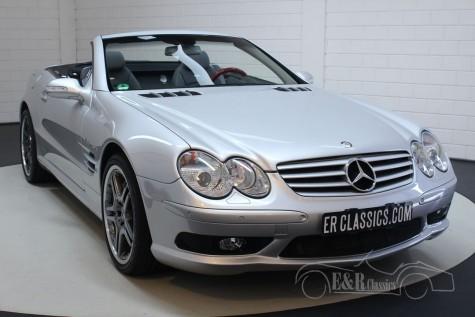 Mercedes-Benz SL 55 AMG 2003 kopen