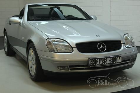 Mercedes Benz SLK 200 cabriolet 1999  kopen