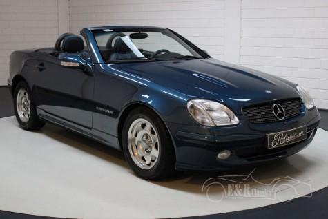 Mercedes-Benz SLK 200 2000 kopen